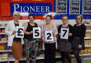 Fund Raising | Carlisle | Pioneer Foodservice