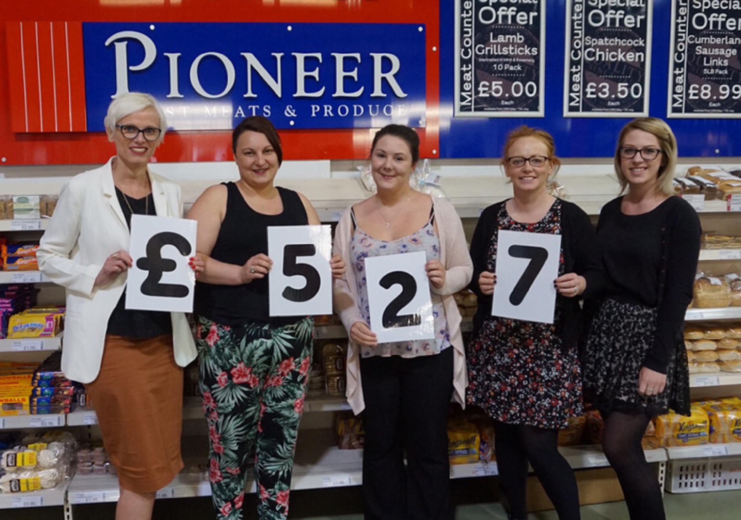Fund Raising   Carlisle   Pioneer Foodservice