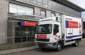 Delivery | Rosehill | Pioneer Foodservice