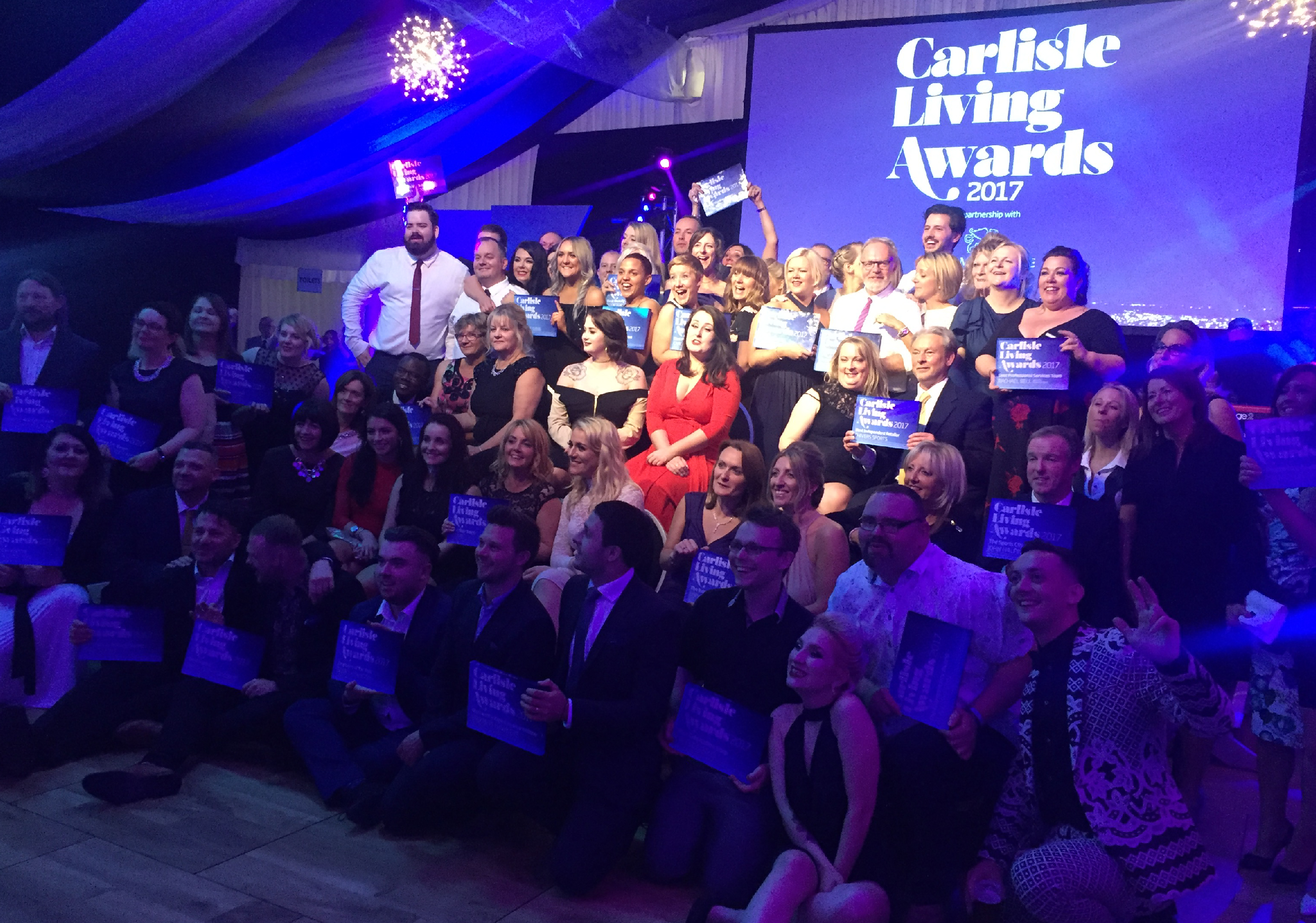 Carlisle Living Awards | Pioneer Foodservice