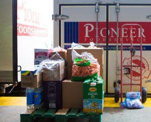 Delivery | Cumbria | Pioneer Foodservice