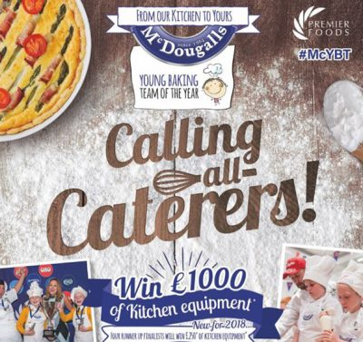 Pioneer Foodservice   Young Baking Team of the Year   Carlisle, Cumbria