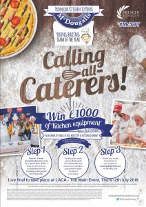 Pioneer Foodservice | McDougalls | Young Baking Team of the Year