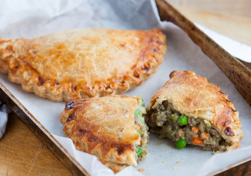 Pioneer foodservice | Pasty