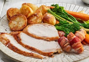 Pioneer Foodservice | Roast dinner | Mother's Day 2018 | Carlisle, Cumbria