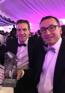 Pioneer Foodservice | Cumbria Family Business Awards | Graham Jenkins | David Jenkins
