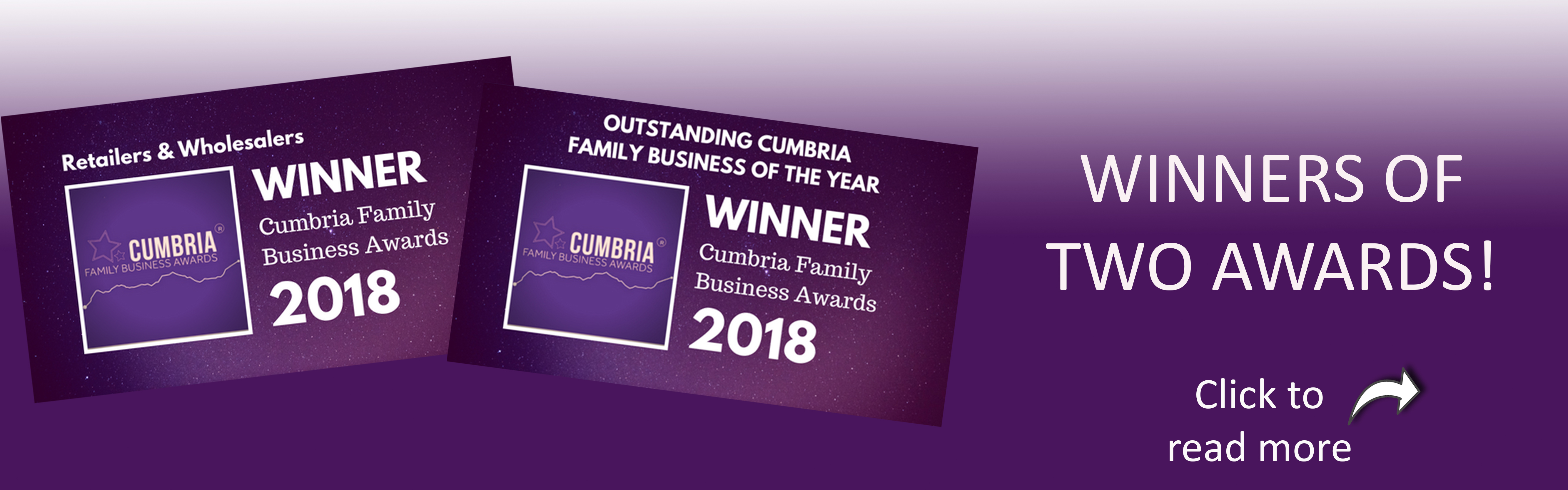Pioneer Foodservice | Cumbria Family Business Awards