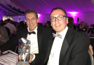 Pioneer Foodservice | Cumbria Family Business Awards 2018 | Graham and David Jenkins