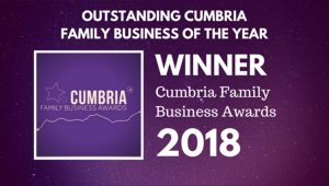 Pioneer Foodservice | Cumbria Family Business Awards | Outstanding Business winner