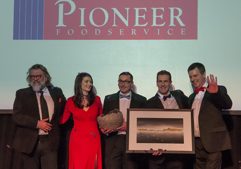 Pioneer Foodservice | Cumbria Family Business Awards | Outstanding Business