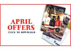 Pioneer Foodservice | april offers leaflet | Carlisle, Cumbria