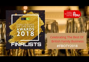 Pioneer Foodservice | Family Business of the Year Awards 2018