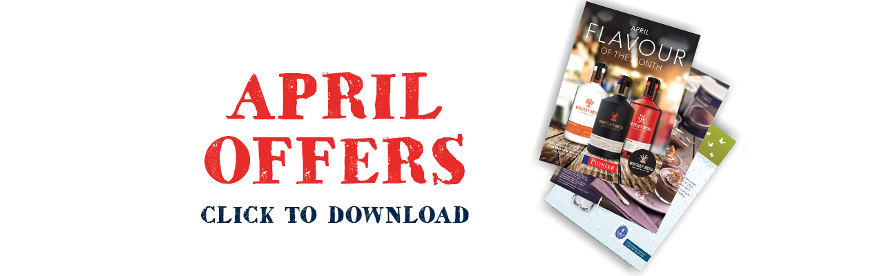 Pioneer foodservices | April offers | Carlisle, Cumbria