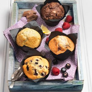 Pioneer Foodservice | chef's selections by caterforce | muffins | Carlisle, Cumbria