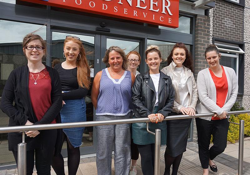 Pioneer Foodservice   Eden Valley Hospice   Colour Run 2018   Carlisle, Cumbria