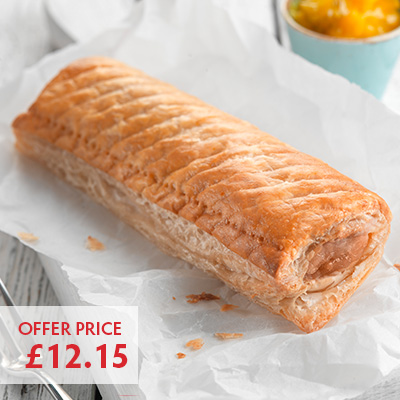 Pioneer Foodservice | Chefs selections by Caterforce sausage rolls | Carlisle, Cumbria
