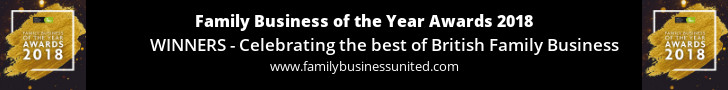 Pioneer Foodservice | Family Business Awards 2018 |award winners