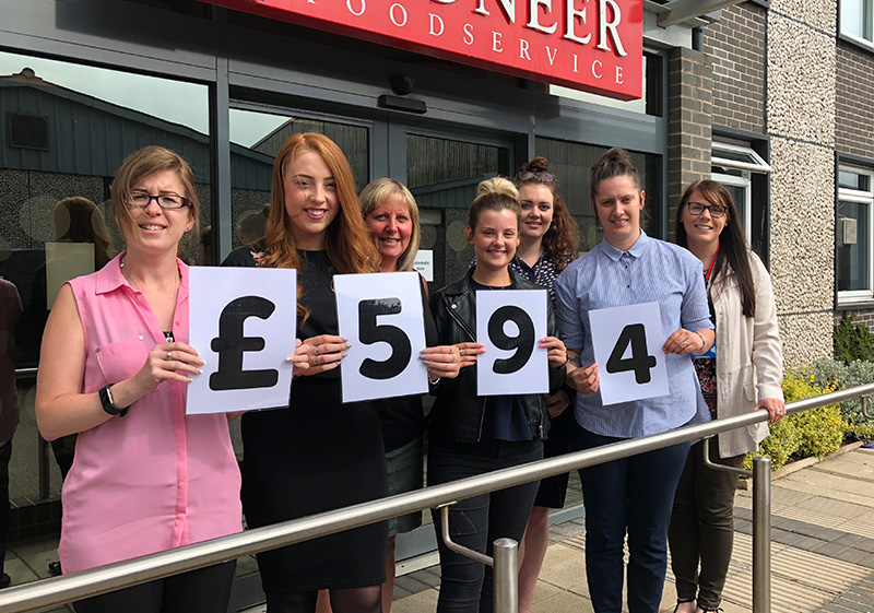 Pioneer Foodservice | Eden Valley Hospice | Colour Run 2018 | Carlisle, Cumbria