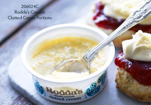 Pioneer Foodservice | National Cream Tea Day 2018 | Rodda's Cornish Clotted Cream