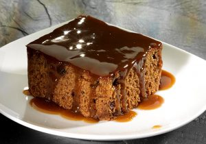 Pioneer Foodservice | Classic Desserts sticky toffee pudding | Fathers Day