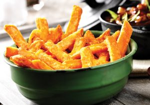 Pioneer Foodservice | Lamb Weston Sweet & Savour Fries | Fathers Day