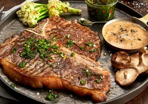 Pioneer Foodservice | T-bone steak | Lakeland Beef | Fathers day | Carlisle, cumbria