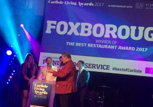 Pioneer Foodservice | Carlisle Living Awards 2017 | Carlisle Cumbria
