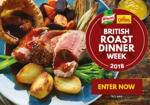 Pioneer Foodservice | British Roast Dinner Week 2018 | Unilever | Carlisle, Cumbria