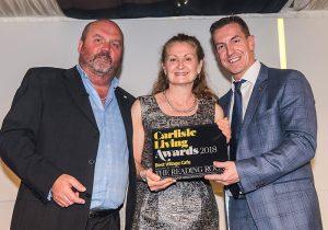 Pioneer Foodservice | Best Village Cafe | Carlisle Living Awards | Carlisle, cumbria