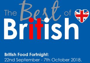 Pioneer foodservice | British Food Fortnight 2019 | Carlisle, Cumbria