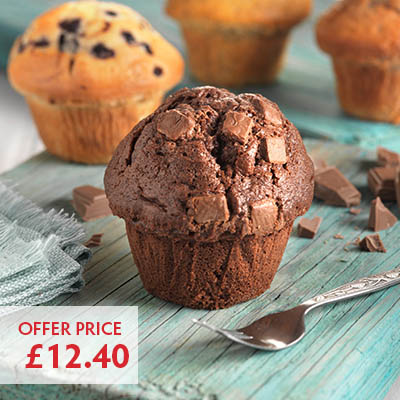 Pioneer Foodservice | Chefs Selections | Caterforce | muffins | cakes | Carlisle, Cumbria
