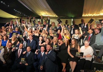 Pioneer Foodservice | Carlisle Living Awards 2018 | Carlisle, Cumbria