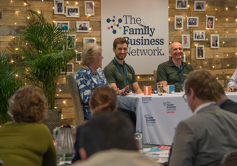 Pioneer Foodservice | Cumbria Family Business Conference 2018