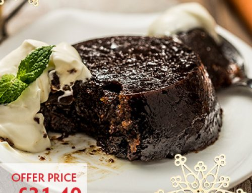 Matthew Walker Gluten Free Individual Christmas Puddings