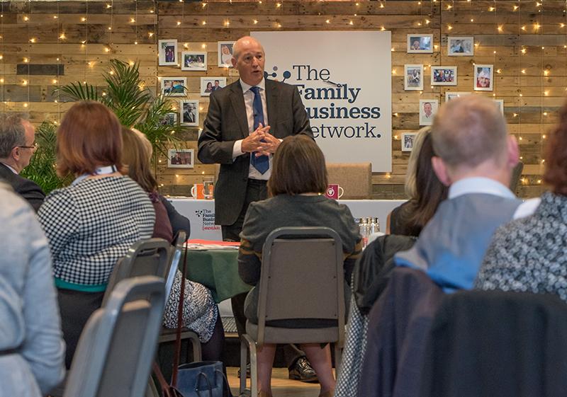 Pioneer Foodservice | Family Business Conference 2018 | John Stevenson | Carlisle, Cumbria