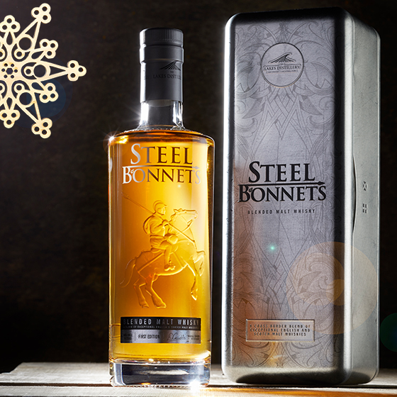 Pioneer Foodservice | Steel Bonnets Malt Whisky | The Lakes Distillery | Festive Offers | Christmas offers