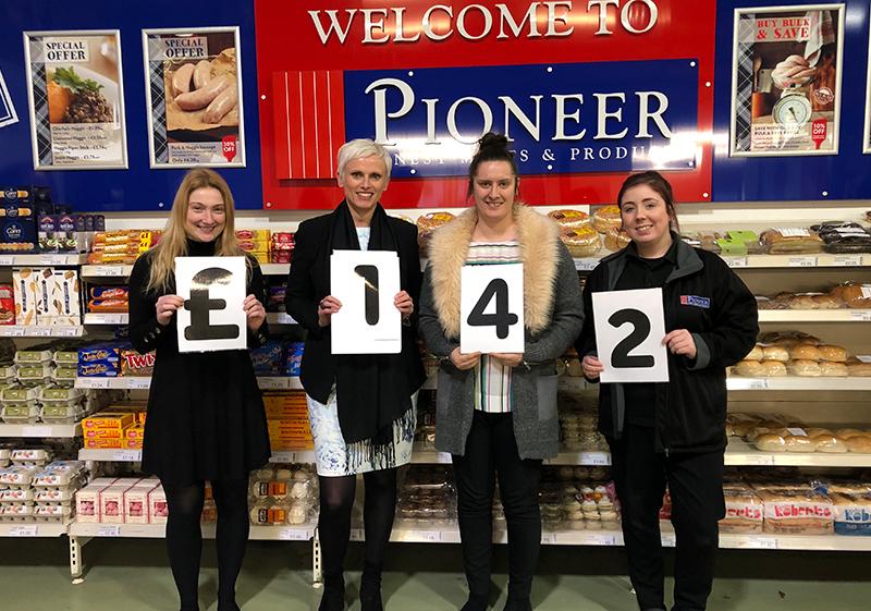 Pioneer Foodservice | Eden Valley Hospice | Christmas Jumper Day 2018 | Carlisle, Cumbria