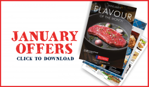 Pioneer Foodservice | january offers leaflet