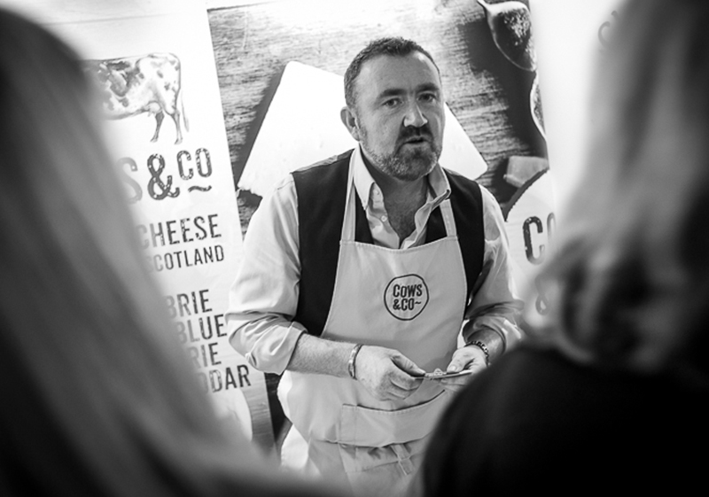 Pioneer Foodservice | Cows & Co | food show | Carlisle, Cumbria