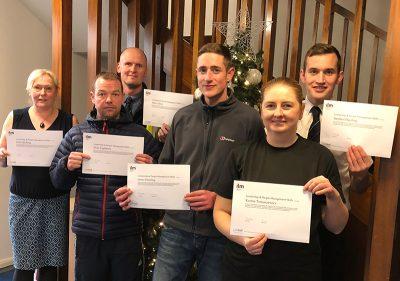 Pioneer Foodservice | Management & Leadership Skills Course | Carlisle, Cumbria