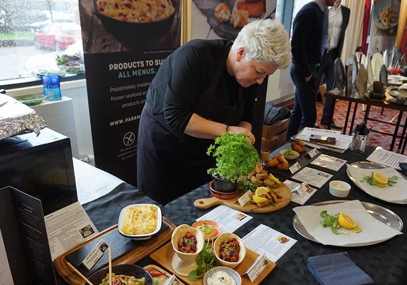 Pioneer Foodservice | paramount 21 | food show | Carlisle, Cumbria