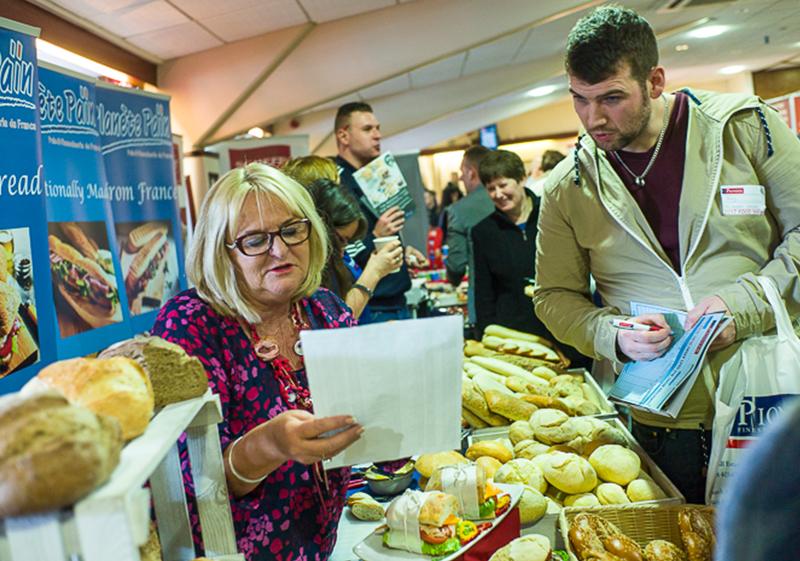 Pioneer Foodservice   Planete Pain   food show   Carlisle, Cumbria