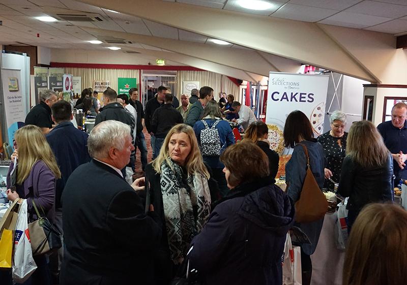 Pioneer Foodservice   The Shepherds, Carlisle   food show