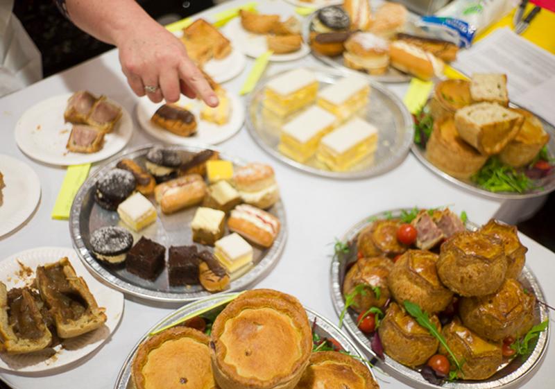 Pioneer Foodservice   Wrights foods   food show   Carlisle, Cumbria