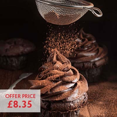 Pioneer Foodservice | Chefs Selections Cocoa Powder | Carlisle Cumbria