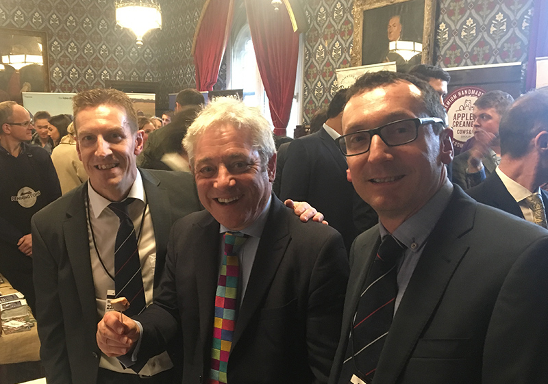 Pioneer Foodservice | John Bercow | Cumbria Day 2019 | Westminster