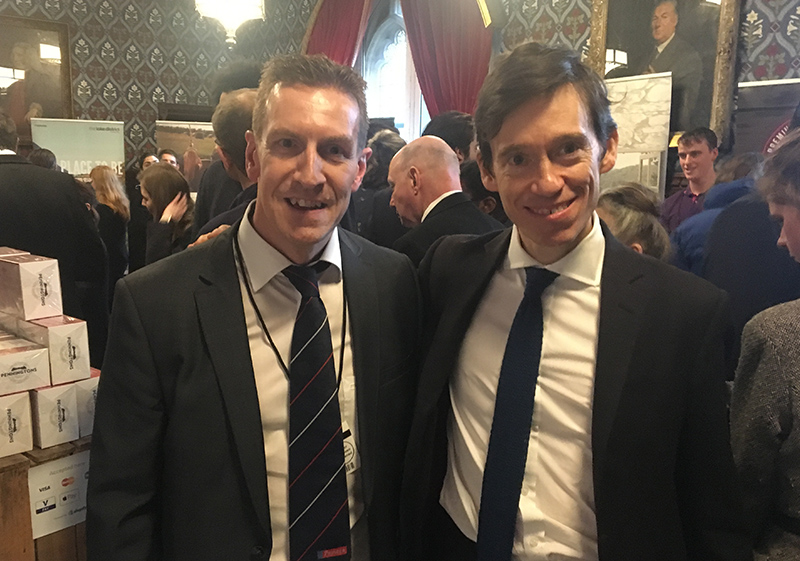 Pioneer Foodservice | Cumbria Day 2019 | Rory Stewart | Westminster