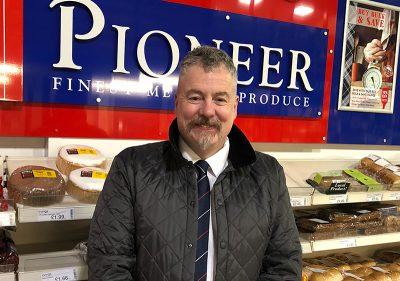 Pioneer Foodservice | Stewart Jack | new sales manager | Northumberland
