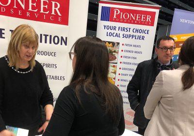 Pioneer Foodservice | Carlisle Skills Fair 2019 | The Sands Centre | Carlisle, cumbria