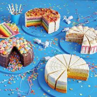 Pioneer Foodservice | Chefs Selections pop cakes